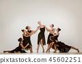 dancer, dance, female 45602251