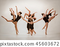 ballet, dancer, dance 45603672