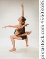 dance, dancer, ballet 45603685