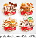 almond soy chocolate 45605894