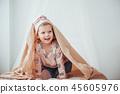 child, girl, kid 45605976