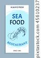 seafood shrimp prawn 45610237