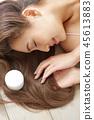 女性美容圖像護髮 45613883