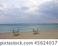 海灘吊床 45624037