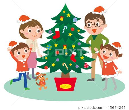 聖誕節家譜 45624245