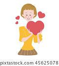 heart, hearts, valentine 45625078