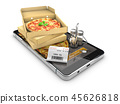 pizza online phone 45626818