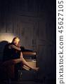 woman female portrait 45627105