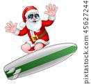 圣诞老人 圣诞老公公 圣诞节 45627244