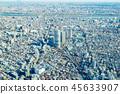 【도쿄】 도시 풍경 45633907