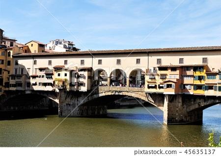 Ponte Vecchio Ponte Vecchio ฟลอเรนซ์ 45635137