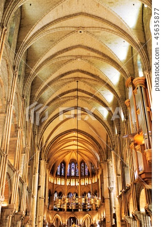 Basilique Saint-Remi Basilica of Saint Remy 45635877