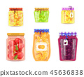 preserved, food, pickled 45636838