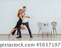 couple dance dancer 45637197