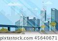 城市 城市风光 城市景观 45640671