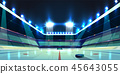 hockey stadium rink 45643055