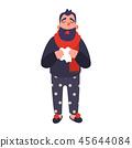 cold, flu, sick 45644084