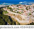 castle sea landscape 45644899