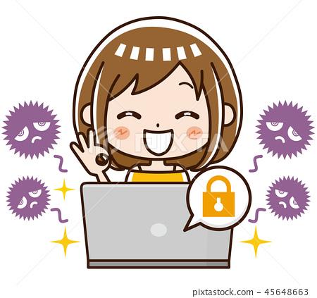 個人電腦安全 45648663