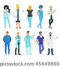 doctor, nurse, people 45649660