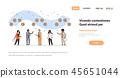 business businessman communication 45651044