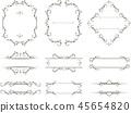 装饰框架 45654820