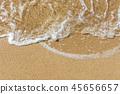 海水沙灘 45656657