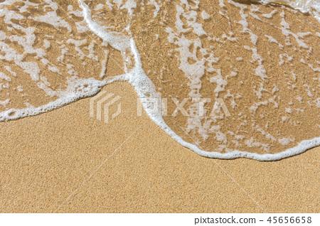 海水沙滩 45656658