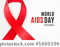 World Aids Day poster 45660396