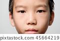 Little child eyes 45664219