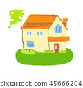 บ้านแฝด,บ้าน,น่ารัก 45666204