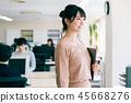 สำนักงานธุรกิจหญิง 45668276