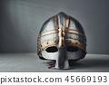 Knight's helmet 45669193