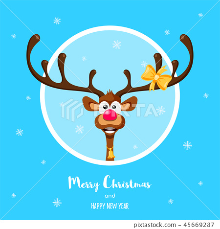 Rudolf with red nose 45669287