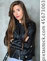 businesswoman beautiful fashion 45673063