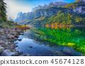 forest, lake, landscape 45674128
