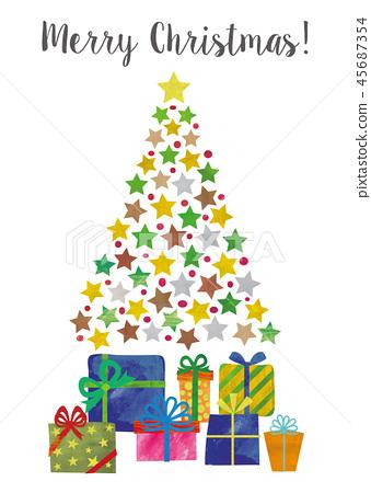 聖誕樹 聖誕季節 聖誕節期 45687354