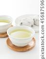 綠茶 45687596
