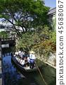 fukuoka prefecture, yanagawashi, sightseeing 45688067