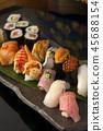 Sushi 45688154
