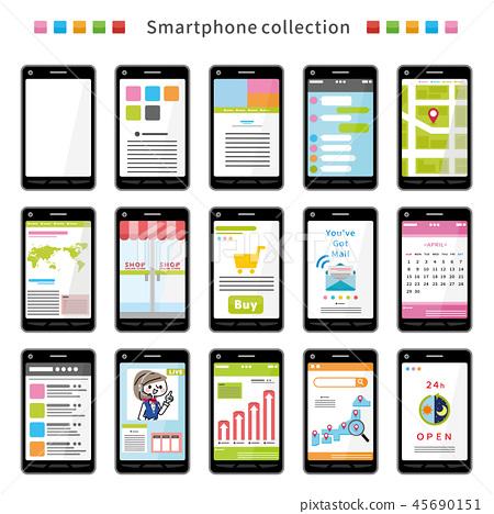 智能手機應用集 45690151