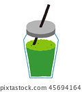 green smoothie, vegetable juice, smoothy 45694164