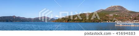 Lake Ashinoko 45694883