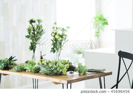 ช่อดอกไม้ความงามพฤกษศาสตร์วิถีชีวิตความงาม 45696456