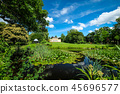Small castle in beautiful spring surrounding 45696577