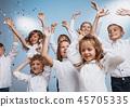 children friends group 45705335