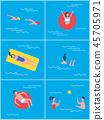 swim set float 45705971