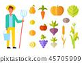 收穫 收成 作物 45705999