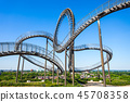 Tiger and Turtle installation, Duisburg 45708358