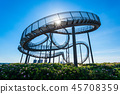 Tiger and Turtle installation, Duisburg 45708359